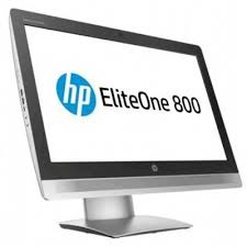 "Моноблок HP EliteOne 800 G2 All-in-One 23"" (1920 x 1080) NT Core i3-6100,4GB DDR4 (1x4GB),500GB 7200 RPM ,DVD,USB kbd/mouse,Recline Stand,BCM 802.11n BT,Win10Pro+Win7Pro(64-bit),3-3-3 Wty"