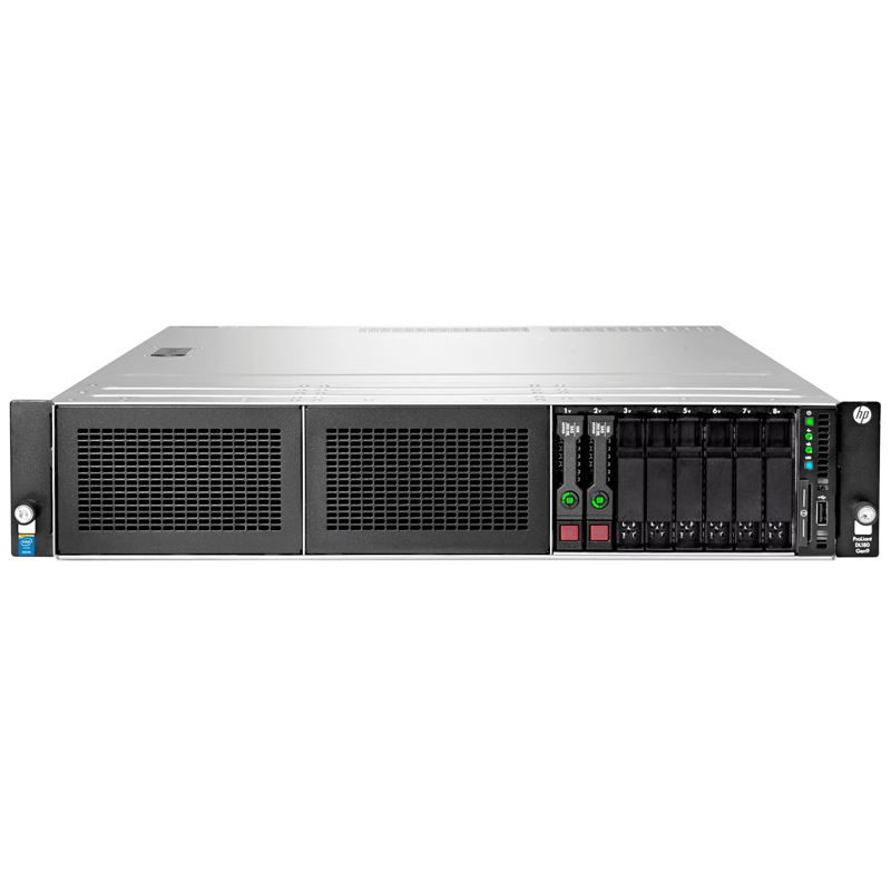 Сервер HPE Proliant DL180 Gen10 4110 2.1GHz 8-core 1P 16GB-R S100i 8SFF 1x500W PS Server