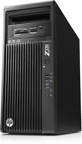 Рабочая станция HP Z230 TW, Core i7-4790, 4GB(1x4GB)DDR3-1600 nECC, 500GB SATA 7200 HDD, SuperMulti ODD, Intel HD GFX 4600, mouse, keyboard, Win8Pro 64 downgrade to Win7Pro 64