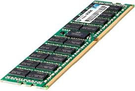 Оперативная память HPE 16GB (1x16GB) Single Rank x4 DDR4-2666 CAS-19-19-19 Registered Smart Memory kit
